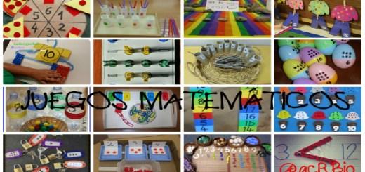 Juegos Matematicos 2 Collage Portada