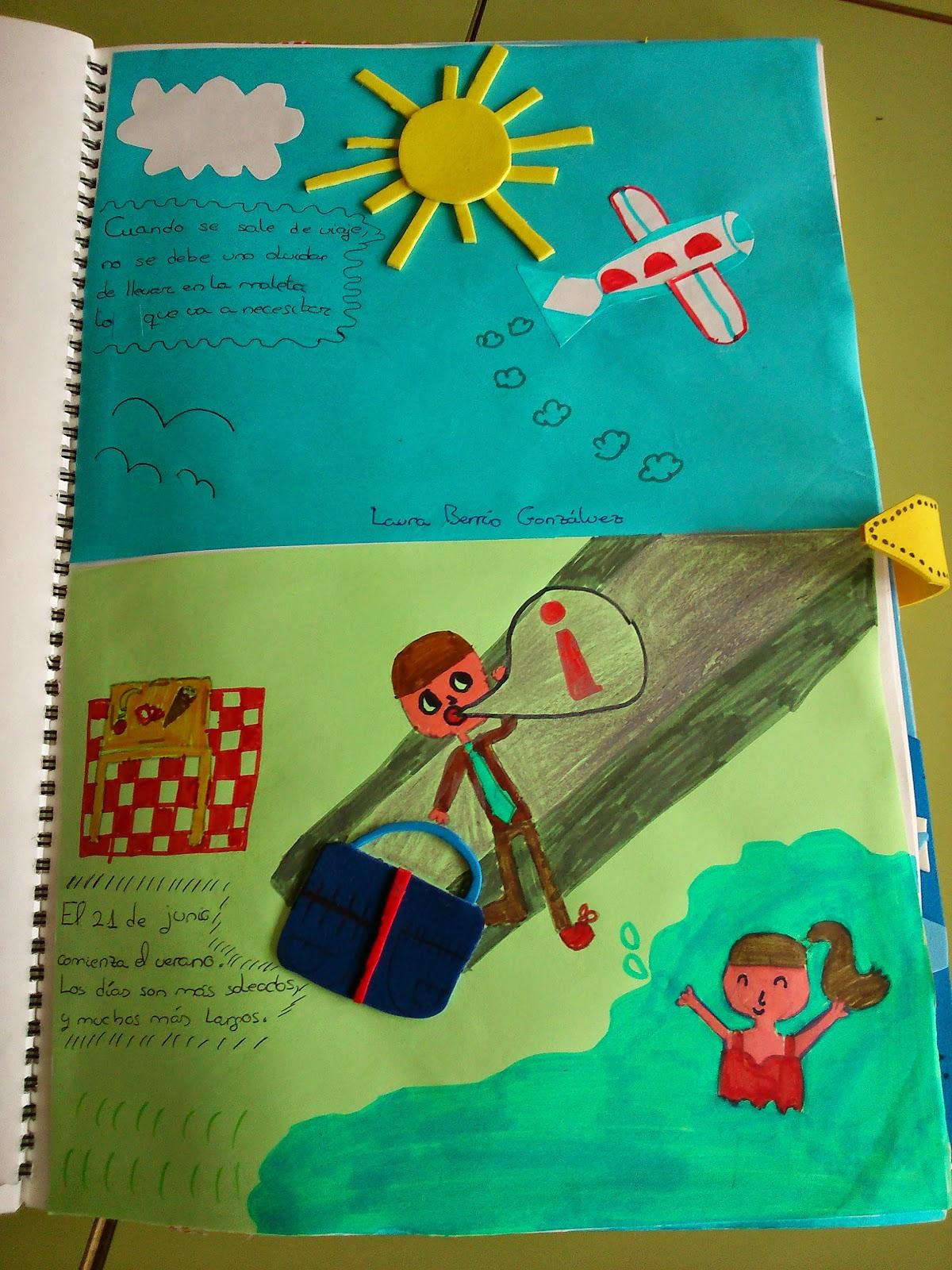 Libro Viajero (10) - Imagenes Educativas
