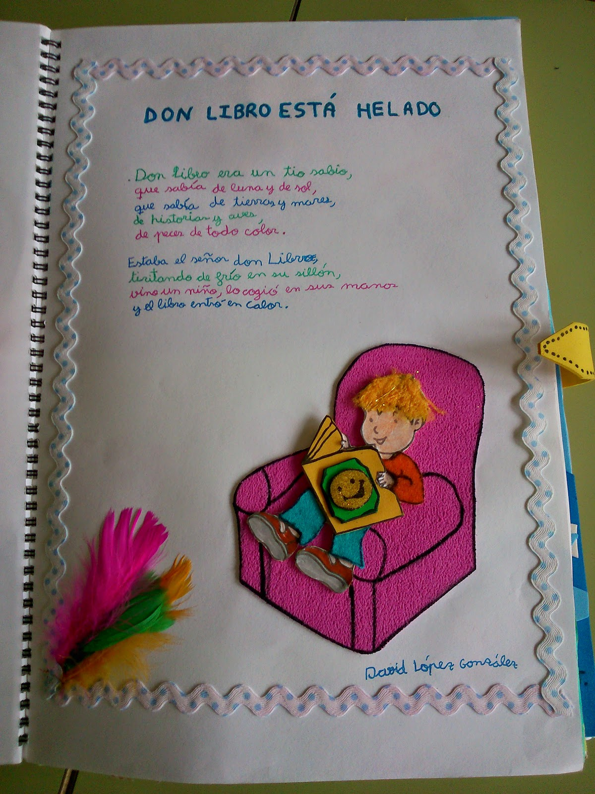 Libro Viajero (9) - Imagenes Educativas