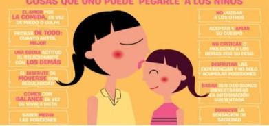 Los padres somos el espejo de nuestros niños y niñas Portada