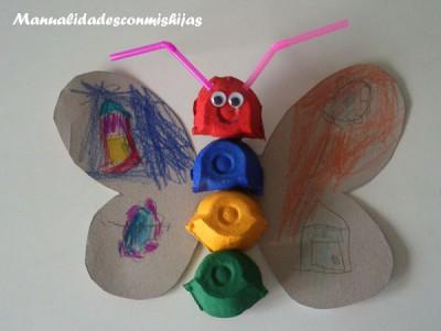 Manualidades con cartones de huevos (7)