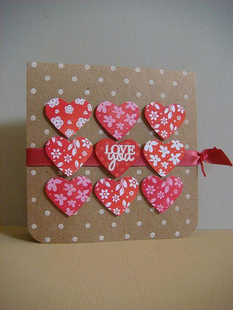 Manualidades En Tarjetas De Amor Next Stanito Com