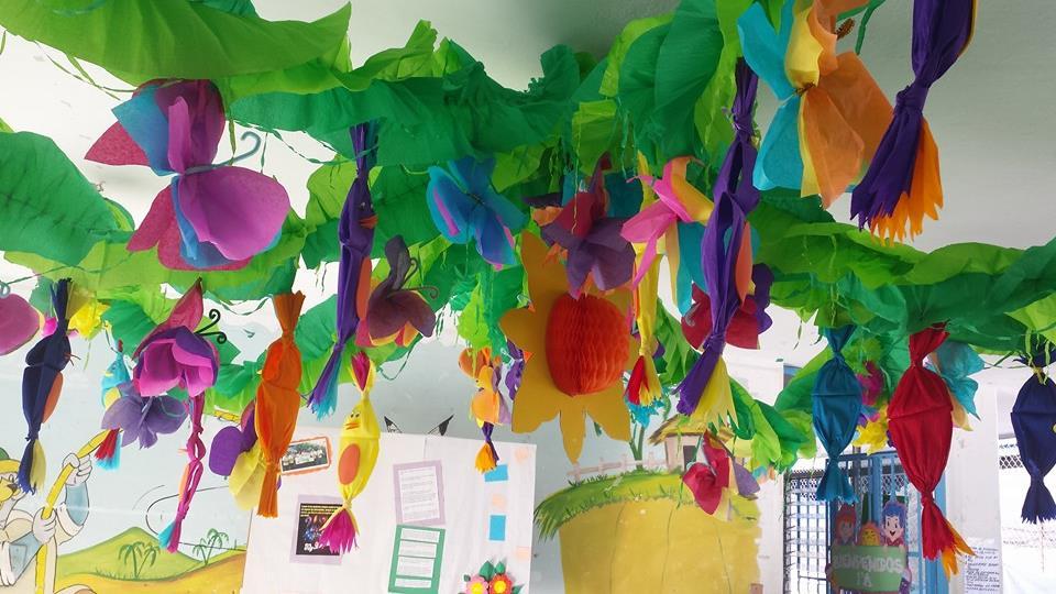 Decoracion de clase detalles primavera 14 imagenes for Decoracion del hogar en primavera