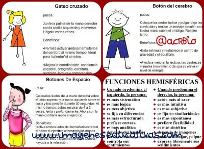 ejercicios de gimnasia cerebral para adultos mayores pdf