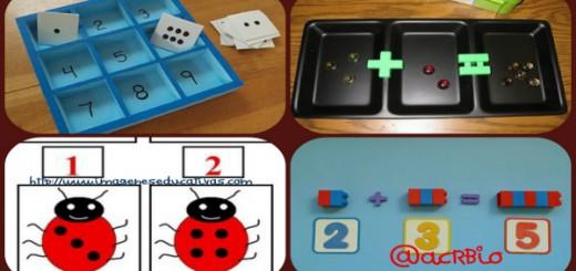 Juegos Matematicos Caseros Collage Portada
