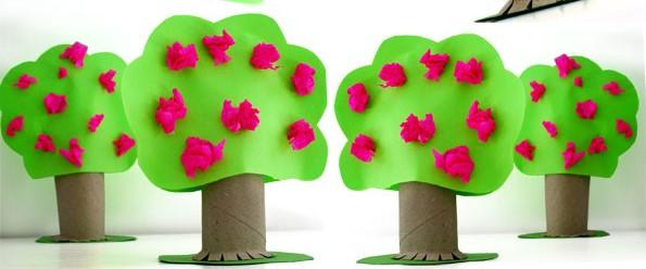 Manualidades con rollos de papel higi nico 30 imagenes - Manualidades con rollos de papel higienico navidenos ...