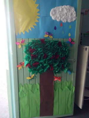 Puertar decorar clase (8)