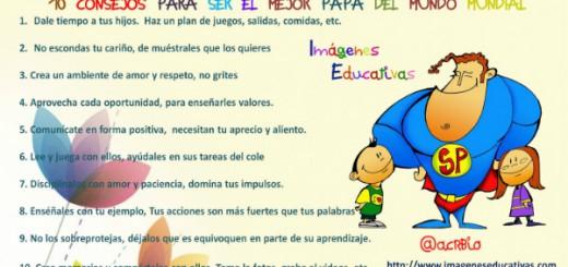 10 CONSEJOS PARA SER EL MEJOR PAPÁ DEL MUNDO MUNDIAL PORTADA 2