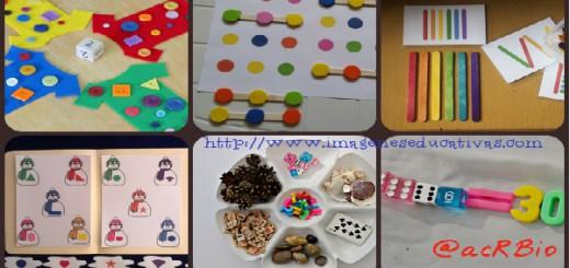 Actividades Matemáticas Collage 2 Portada