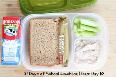 Almuerzos saludables para niñ@s