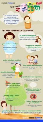 Como fomentar la creatividad en los niños