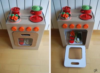 Juguetes reciclados con cajas de carton (5)