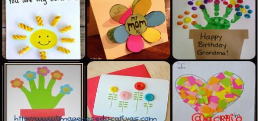 Regalo dia de la Madre Tarjetas Collage 2 Portada