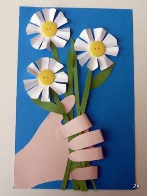 Http Www Craftymorning Com Paper Plate Valentine Bag Craft Kids