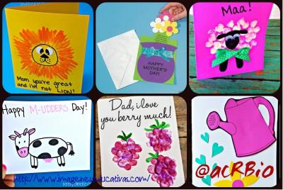 Tarjeta Día de la Madre Collage 2