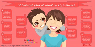 10 Consejos para Mamas de hijos Varones 2