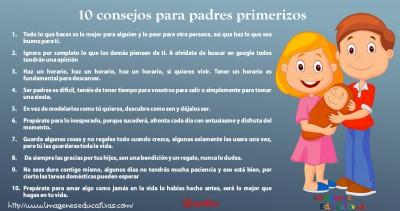 10 consejos para padres primerizos2