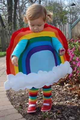 Disfraces caseros para niños (10)