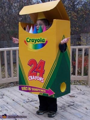 Disfraces caseros para niños (15)