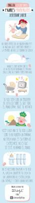 Miniguía de lo que unos padres primerizos deberían saber