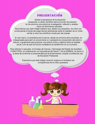 Páginas desdeCiencia en Preescolar Manual de experimentos para el profesor-5