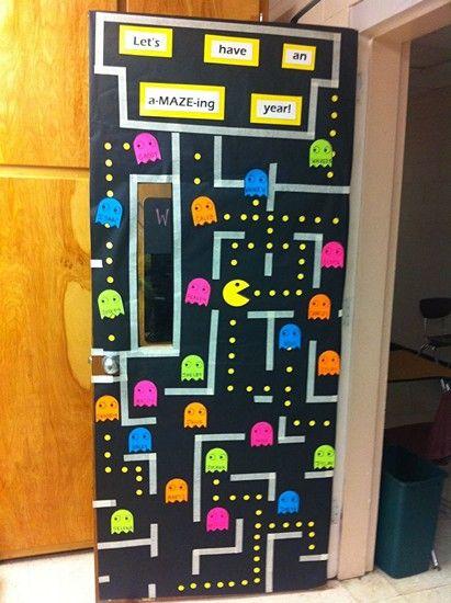 Montessori Classroom Decoration Ideas ~ Puertas decoración clase imagenes educativas