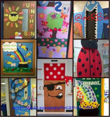 collage Puertas clase 100