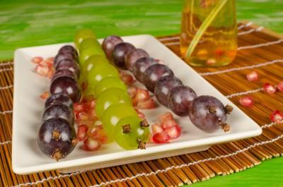 Decoraciones veraniegas para nuestros platos de fruta (13)