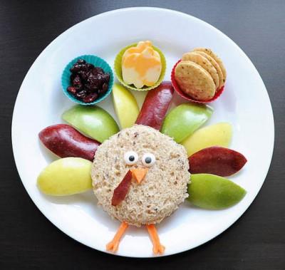 Decoraciones veraniegas para nuestros platos de fruta (15)
