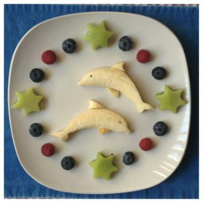 Decoraciones veraniegas para nuestros platos de fruta (5)
