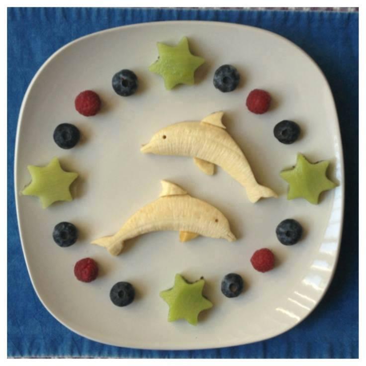 Decoraciones veraniegas para nuestros platos de fruta 5 for Secar frutas para decoracion
