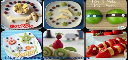 Decoraciones veraniegas para nuestros platos de fruta Portada