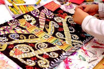 El arte en el aula trabajamos con Gustav Klimt  (10)