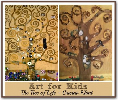 El arte en el aula trabajamos con Gustav Klimt  (26)