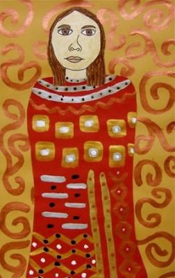 El arte en el aula trabajamos con Gustav Klimt  (29)