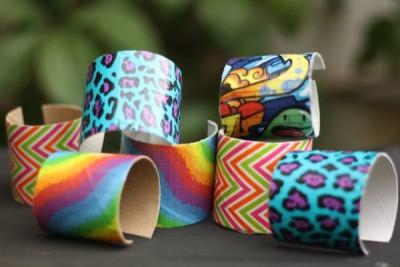 Manualidades con rollos de papel higiénico  (48)
