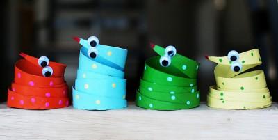 Manualidades con rollos de papel higiénico Portada 3