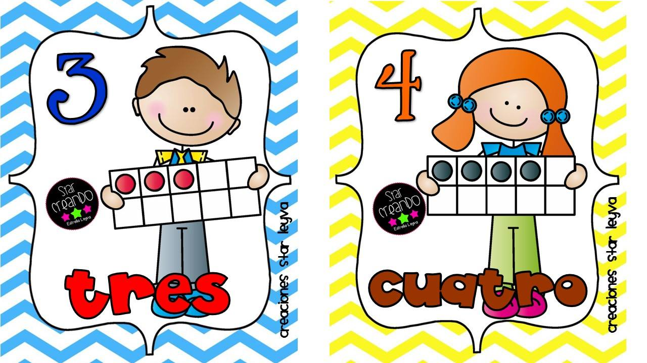 Un Paquete Imprimible De Tarjetas Para Aprender Los Números Del 1 Al 20 Aprender Jugando