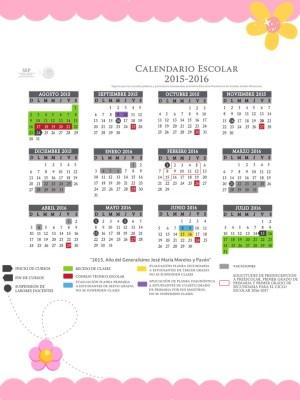 Agenda 2015 2016 Motivo niñas (3)