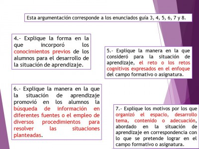Expediente o portafolios de evidencias. Autoevalua tu texto de análisis (8)