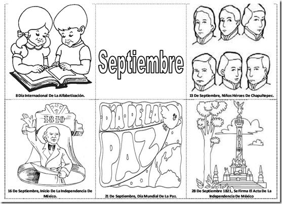 Fichas Y Actividades Efemérides Septiembre 3 Imagenes