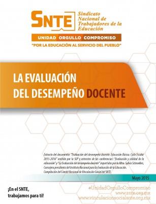 La evaluación del desempeño docente_Página_01