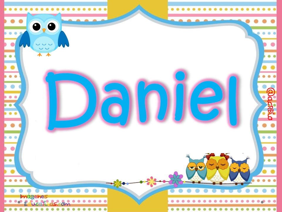 Nombres niños (6) - Imagenes Educativas