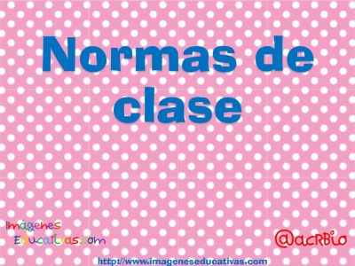 Normas de Clase. Motivo Lunares (1)