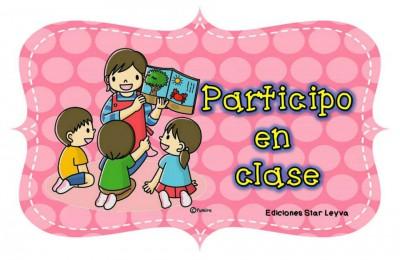 Normas para infantil, Preescolar y Primaria. Imprimibles (10)