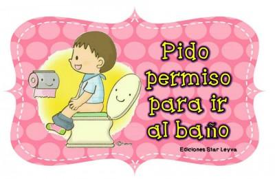 Normas para infantil, Preescolar y Primaria. Imprimibles (11)
