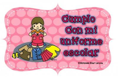 Normas para infantil, Preescolar y Primaria. Imprimibles (9)