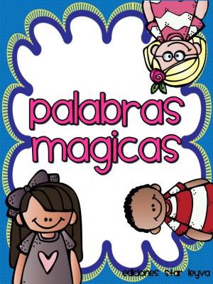 Palabras mágicas (3)