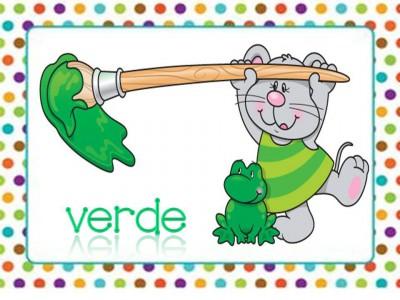 Tarjetas aprendemos los colores con en ratón Colorín (11)