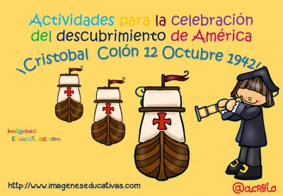 Actividades para la celebración del descubrimiento de América (1)